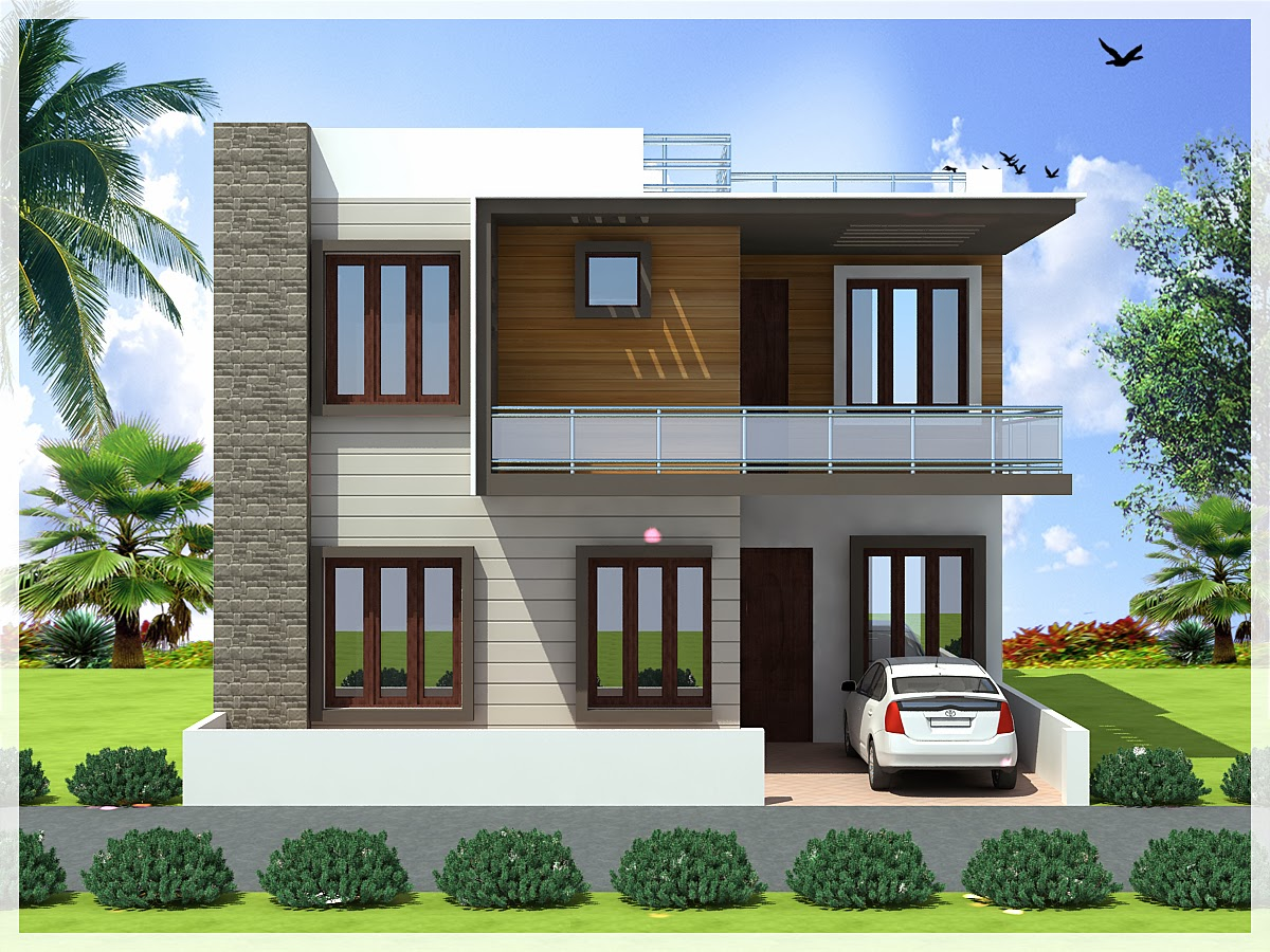 Simple duplex house plans home photo style for Duplex houseplans