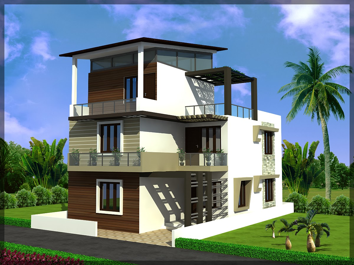 Triplex house plan in 33 50 sq ft ghar planner for Triplex house plans